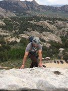 Rock Climbing Photo: CoR 2015