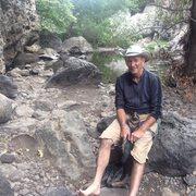 Rock Climbing Photo: Enjoying the solitude of the Ghetto Wall and Malib...