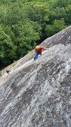 Rock Climbing Photo: Jeramiah and Tom on The Arrow.