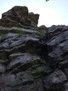 Rock Climbing Photo: Fire it up.