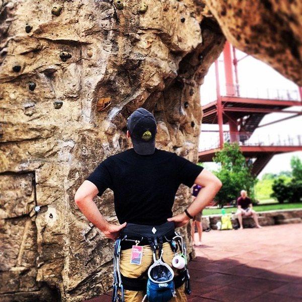 Rock Climbing Photo: Scioto Audobon