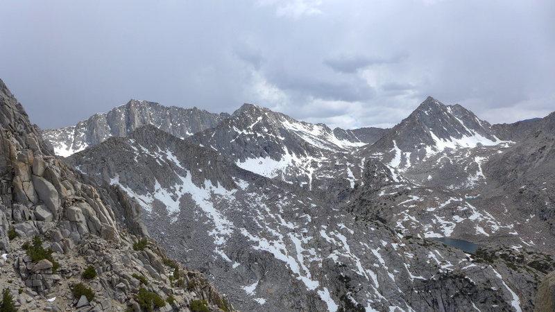 view S from Hurd Peak
