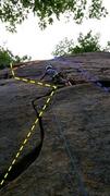 Rock Climbing Photo: Jammer Crack