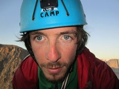 Rock Climbing Photo: So Steve did all the hard leading. So he looks lik...