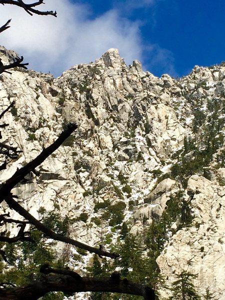 Rock Climbing Photo: Pillars of Creation!!!