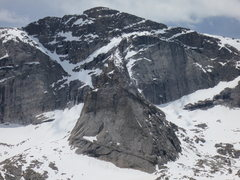 Rock Climbing Photo: Spearhead, 6.14.2015.