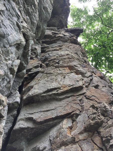Rock Climbing Photo: Super Natural (rack up!)