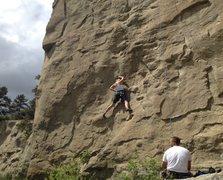 Rock Climbing Photo: D of D
