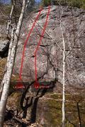 Rock Climbing Photo: Dalle