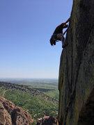 Rock Climbing Photo: Heavy Weather