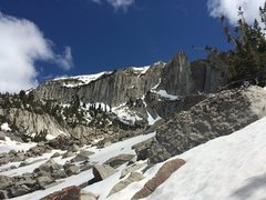 Rock Climbing Photo: Lone