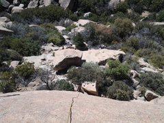 Rock Climbing Photo: On Belay.