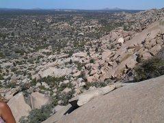 Rock Climbing Photo: Whatta View