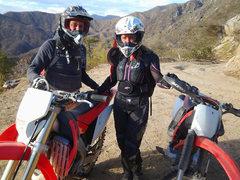 Rock Climbing Photo: Baja - Todos to Santiago