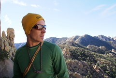 Rock Climbing Photo: Dome side portrait