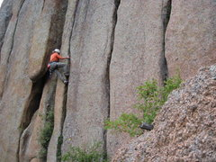 Rock Climbing Photo: Strawberry Jam - The Crags