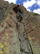 Rock Climbing Photo: Medicine Bow National Forest