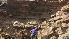 Rock Climbing Photo: Box Elder Canyon, WY