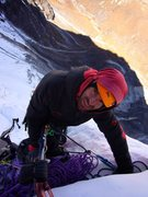 Rock Climbing Photo: Cholatse N. Face