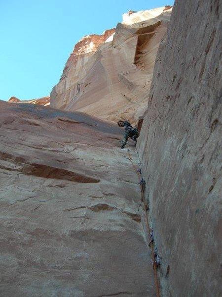 Wall Street Climbing