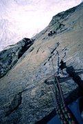 Rock Climbing Photo: Marchand de Sable