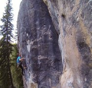 Rock Climbing Photo: Smearnoff, 5.12c