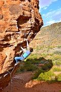 Rock Climbing Photo: Awesome Climb