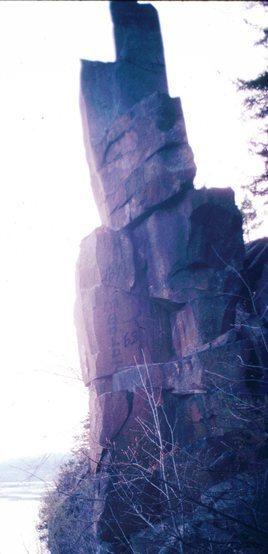 Rock Climbing Photo: Devils Chair