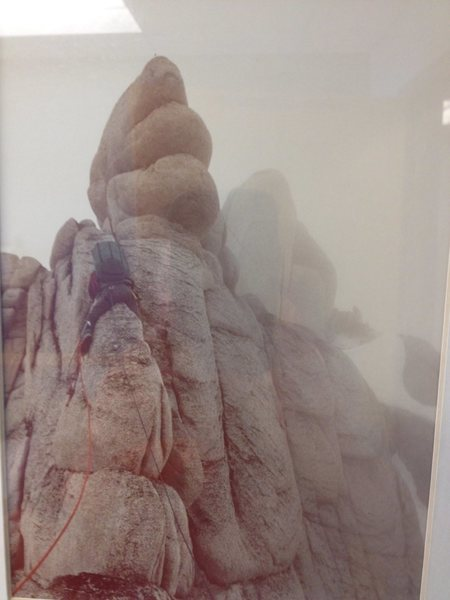 Rock Climbing Photo: Kitchatna