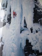 Rock Climbing Photo: Valdez Ice
