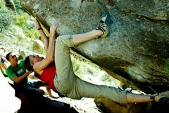 Rock Climbing Photo: Rare Form