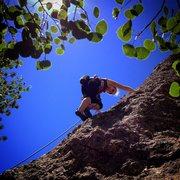 Rock Climbing Photo: CCD.