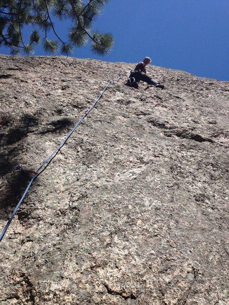 Rock Climbing Photo: Simplexity.