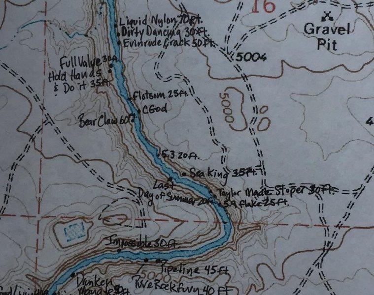 Colin's map beta