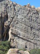 Rock Climbing Photo: Proud Mary