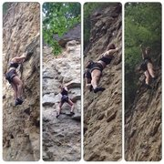 Rock Climbing Photo: Grandads Bluff- La Crosse, WI