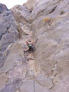 Rock Climbing Photo: Owen's River Gorge shot