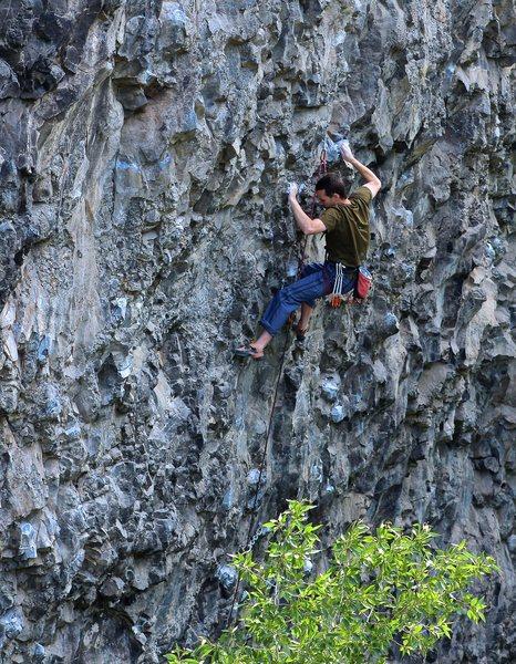Rock Climbing Photo: Stephen Elmer