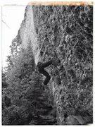 Rock Climbing Photo: Dr. Goodkind