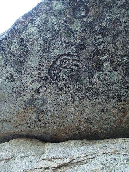 Rock Climbing Photo: Because aliens.