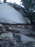 Rock Climbing Photo: Left side