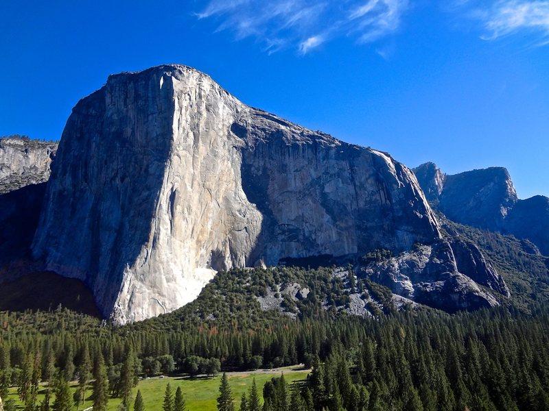 Rock Climbing Photo: El Capitan!
