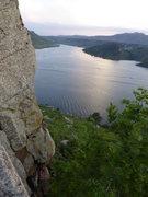 Rock Climbing Photo: Duncan's Ridge at Horsetooth Reservoir, Fort Colli...