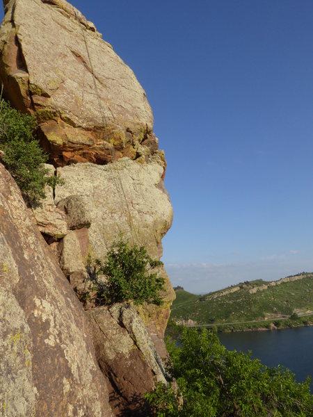 Duncan's Ridge at Horsetooth Reservoir, Fort Collins, CO