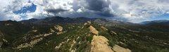 Rock Climbing Photo: Sespe Backcountry.
