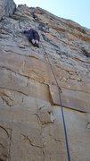 Rock Climbing Photo: Red Rucksack