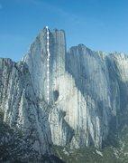 Rock Climbing Photo: The Life You Can Save 5.12d, 350m, ***  1. 5.6 sla...