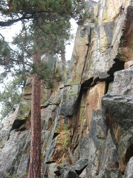 Pillar route
