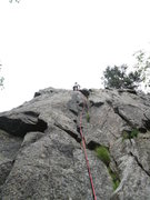 Rock Climbing Photo: JCC