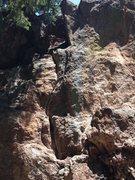 Rock Climbing Photo: T-Zero.